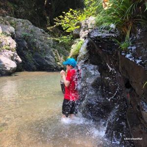 【清滝川ドボン】清滝~高雄へ川歩き♪真夏の贅沢!京の奥座敷コース