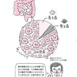 【腸内フローラ】と便秘、下痢、口内炎