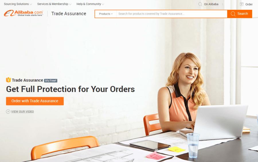 Alibabaバイヤー保護プログラム「Trade Assurance」を開始!