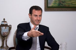 President al-Assad-interview-Prensa Latina-Cuba 1