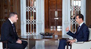 President al-Assad-interview-SBS Australia 12