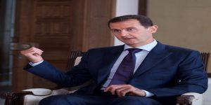 President al-Assad-interview-SBS Australia 2