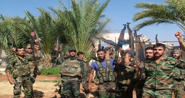 sana.sy army