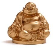 Happy Fat Buddha