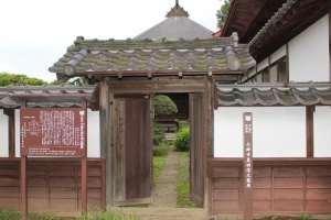 真田信之の霊屋(大鋒寺)