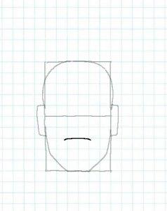 後ろ頭の描き方03