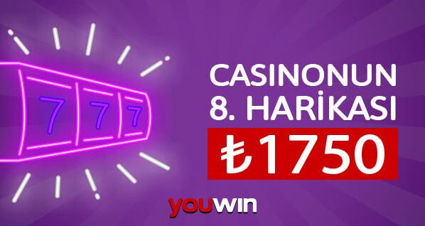 casino 8. harikası bonusu