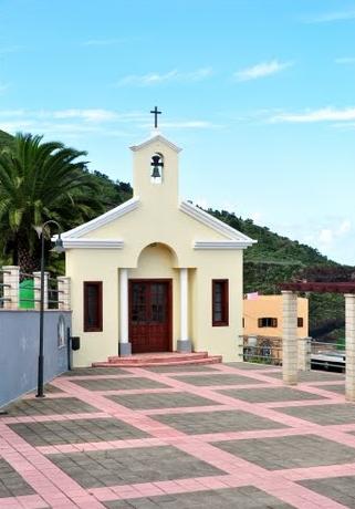 Ermita de Santa Rita · San Andrés y Sauces