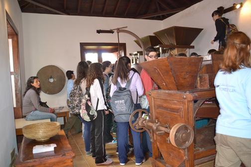 Molino El Regente en San Andrés y Sauces