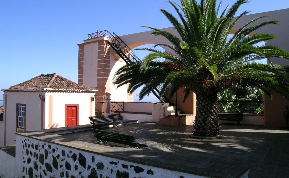 Molino Hidraúlico del Regente · San Andrés y Sauces