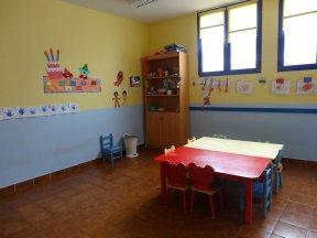 Escuela Infantil 1· Servicios Sociales · Ayuntamiento de San Andrés y Sauces