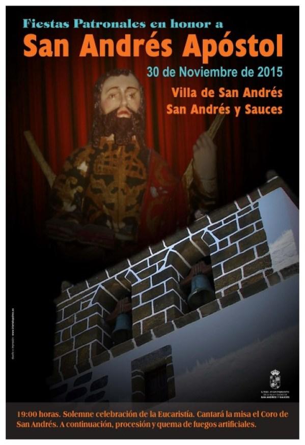 Cartel San Andres 2015