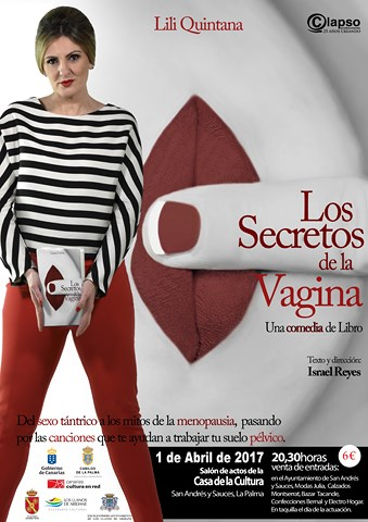cartel LOS SECRETOS