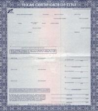 San Antonio Auto Title Services - Auto Title - Bonded ...