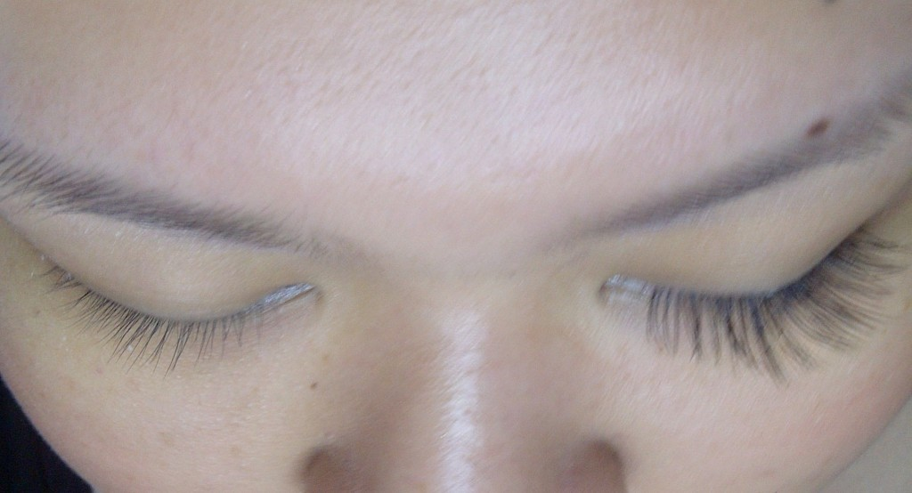 Before After Photos Of San Antonio Eyelash Extensions