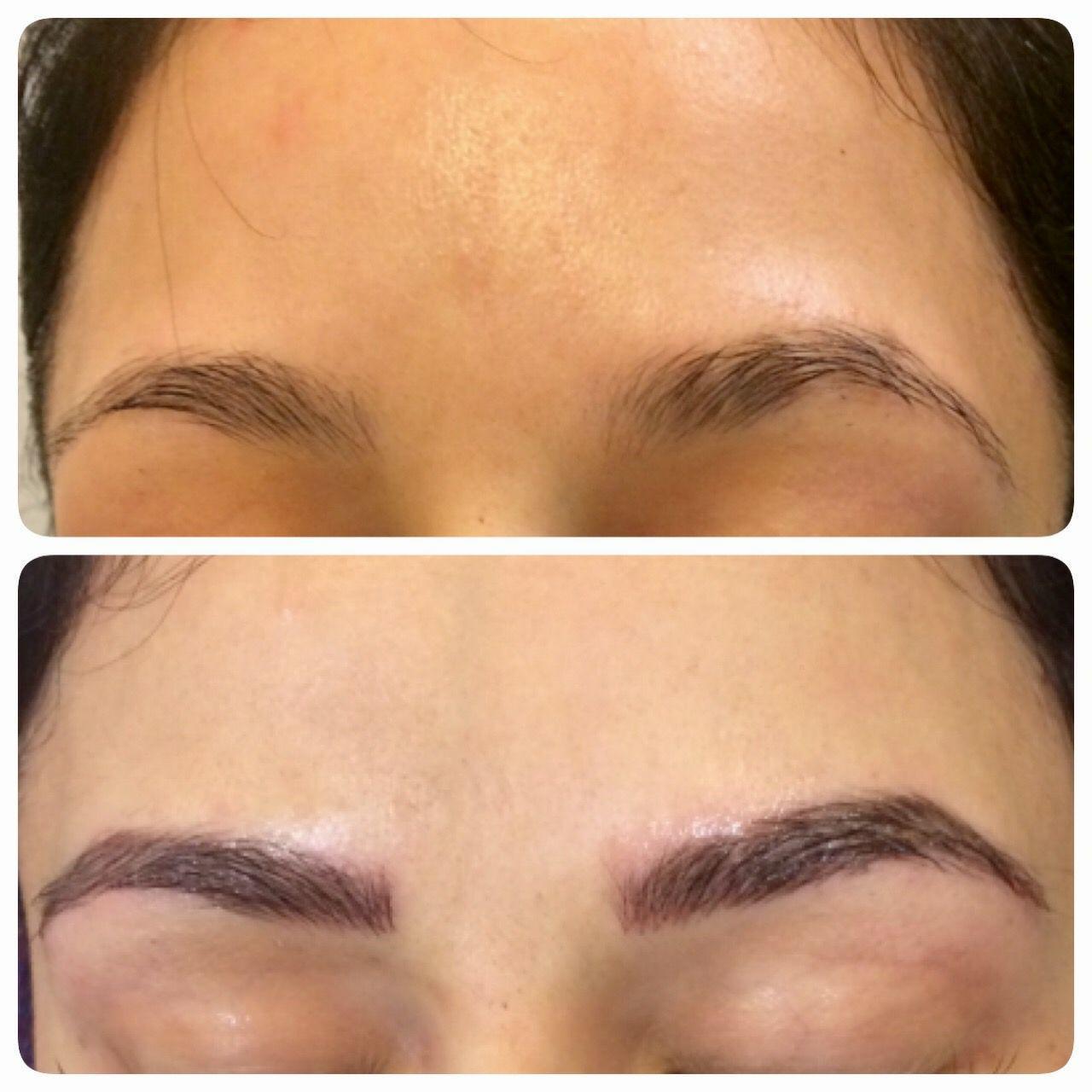 3d-eyebrow-microblading-san-antonio | Lavender Falls Face ...