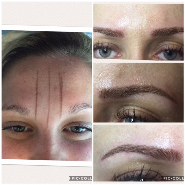 Eyebrow Tattoo San Antonio Lavender Falls Face Amp Body