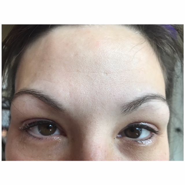 San ANtonio Eyeliner Permanent Makeup Before and After
