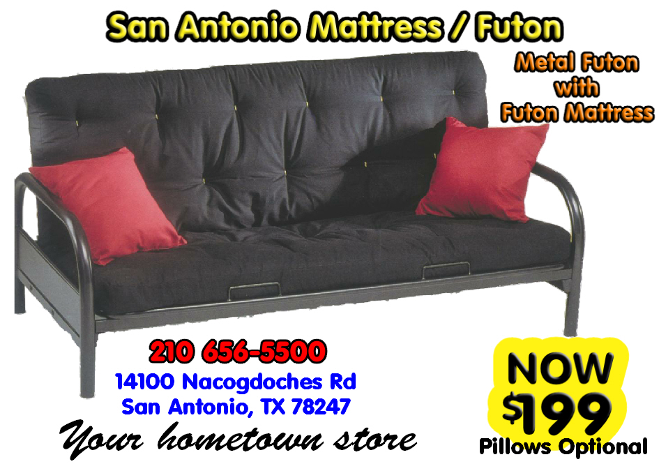 make a futon that looks like this frame  every big box store has this look  we only sell this look form 1  pany  it is going to cost more than what     san antonio futon  u2013 san antonio futon store with more  210 656 5500  rh   sanantoniofuton