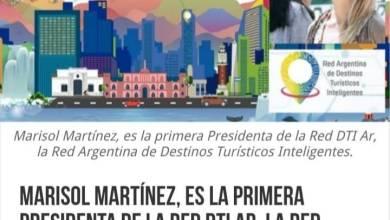 Photo of La red argentina de destinos turísticos inteligentes ya tiene autoridades