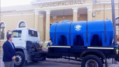 Photo of Hoy nuestra comunidad suma una herramienta más para el sector de riego municipal