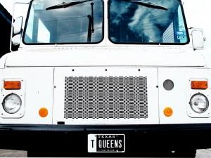 The Chili Queens food truck at Alamo Eats Bar