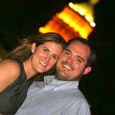 Zac & Brooke Harris atop the Majestic