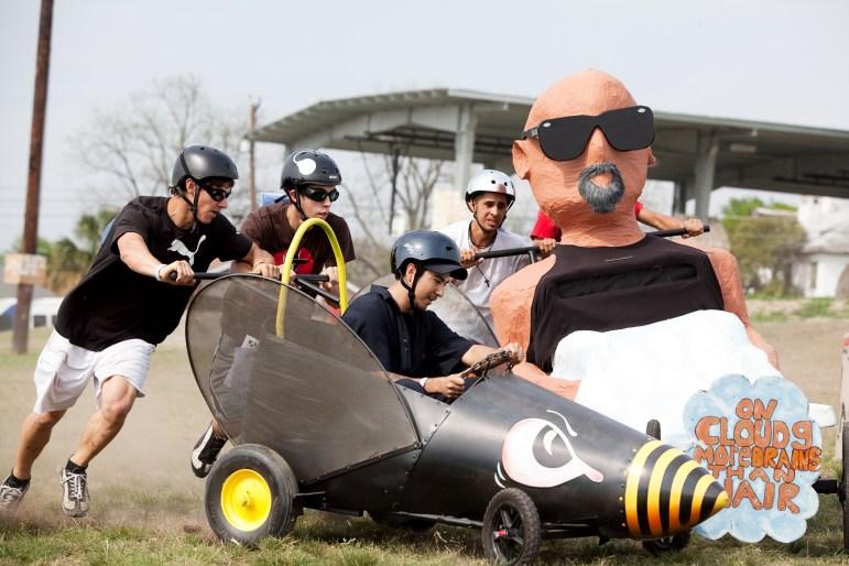 Pushcart Derby