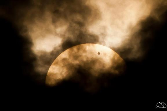 Transit of Venus by Ranjith Dharmarajan, via Texas Parks & Wildlife