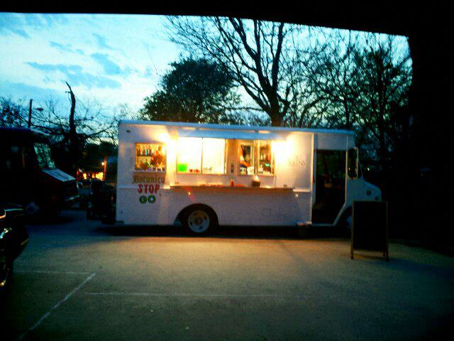 The Institute of Chili food truck at the Alamo Street Eat-Bar.