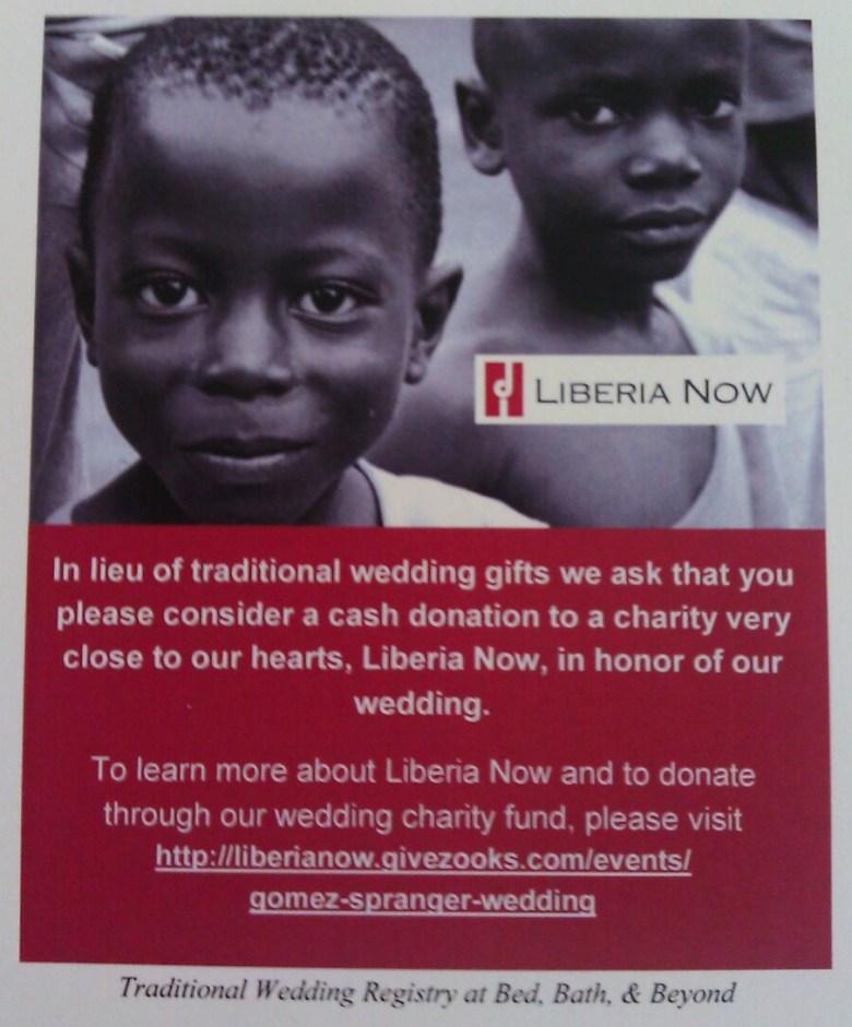 Liberia Now Flyer