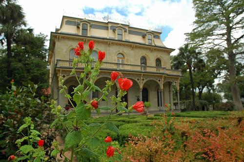 The historic Steves Homestead