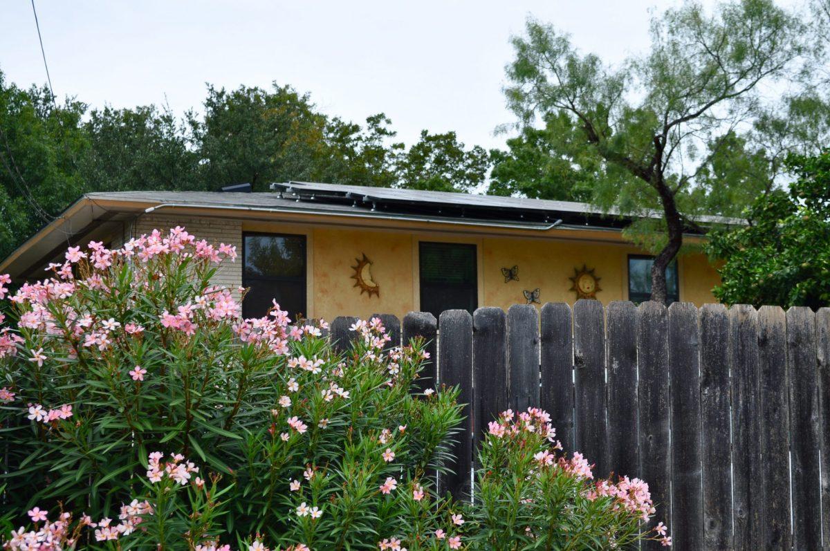 Street view - Talbott's solar array