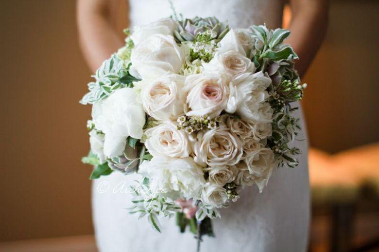Bride's bouquet by Fresh Urban Flowers