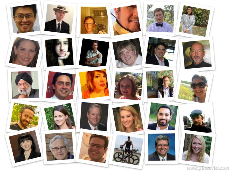 Contributor Collage 1 of 4