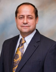 Daniel P. King, superintendent of the Pharr-San Juan-Alamo Independent School District.