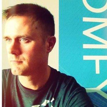 Adam Stielstra, creative director at Thompson Marketing.