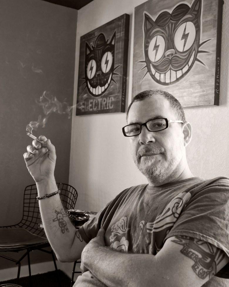 Robert Tatum. Photo by Al Rendon.