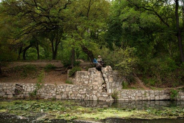 Cowboy Limestone Brackenridge Park