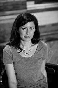 """Erica Grieder, author of """"Big, Hot, Cheap and Right: What American Can Learn From The Strange Genius Of Texas."""" Photo by Roxanne Mitchell"""