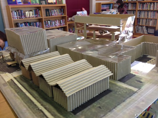 Student Architecture Project at Hawthorne Academy