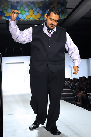 """This year's """"healthy hero,"""" Juan Ramirez, lost 38 pounds and decreased his body fat by 18 percent. Ramirez and his wife recently adopted two little boys, a powerful motivation for him to change his lifestyle. """"The physical changes and the personality changes that you go through in a journey like this are a reward in itself,"""" he said. """"This is just icing on the cake."""" Caption and photo courtesy of H-E-B."""