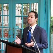Mayor Julián Castro. File photo courtesy of the City of San Antonio.