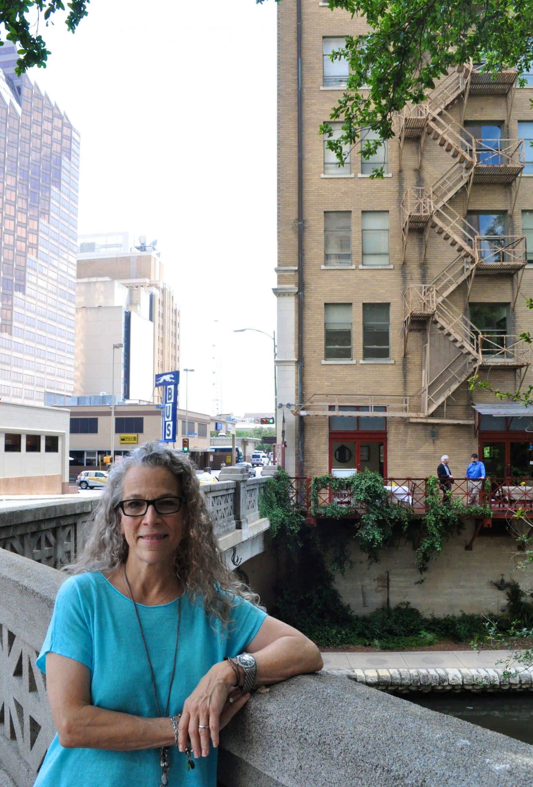 Debra Maltz of Centro Properties.