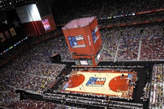 NCAA Final Four. Photo courtesy of the City of San Antonio.