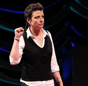 Molly Cox. File photo from TEDx San Antonio.