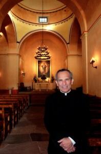 David Garcia Missions interior