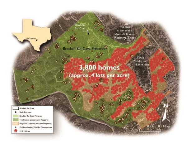 Area map. Courtesy of BCI.