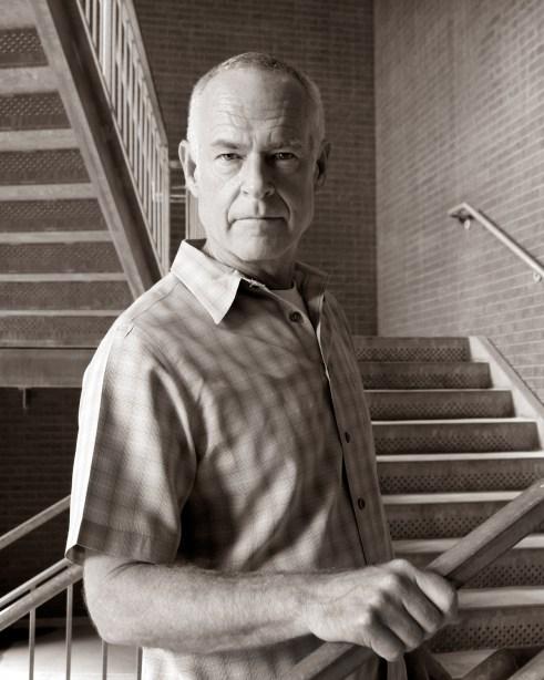 Davis Sprinkle, architect. Photo by Al Rendon.