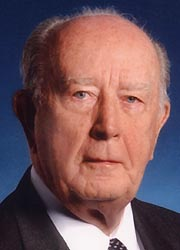 Balitmore Mayor William Donald Schaefer was born in 1921 and passed away in 2011. Schaefer served in pubic office for more than 50 years. Courtesy photo.